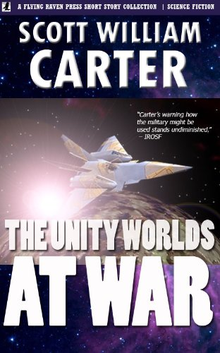 book cover of The Unity Worlds at War