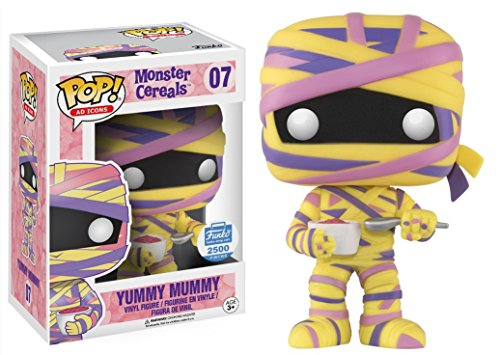 Funko Pop! Monster Cereals Yummy Mummy - The Mummy Pop