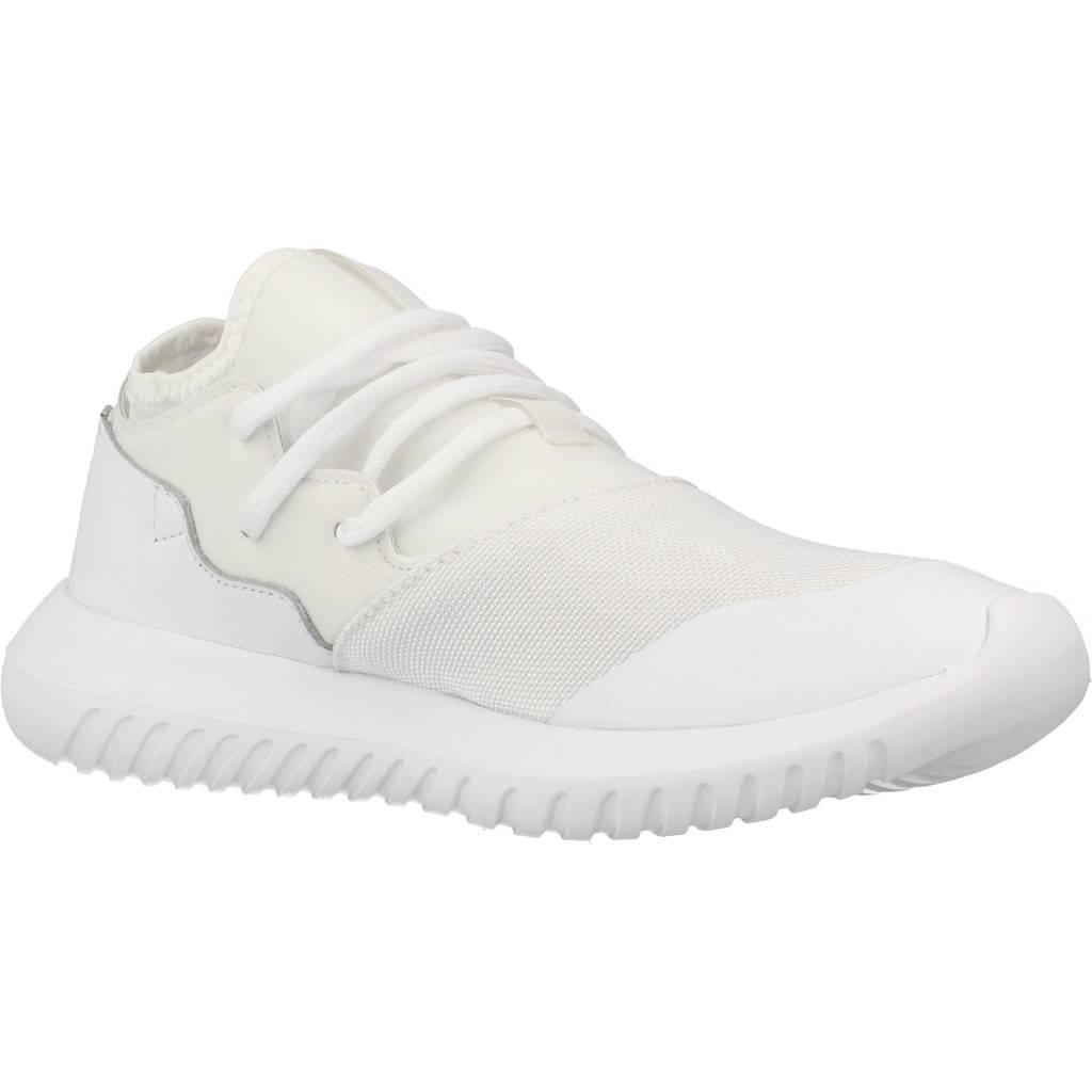meet b21cf 94499 adidas Women s Sports Shoes, Colour White, Brand Originals, Model Women s  Sports Shoes Originals Tubular ENTRAP W White  Amazon.co.uk  Shoes   Bags