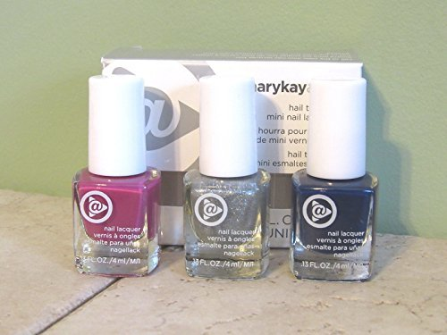 Hail to the Nails - Mini Nail Lacquer Trio by Mary (Mary Kay Nail)