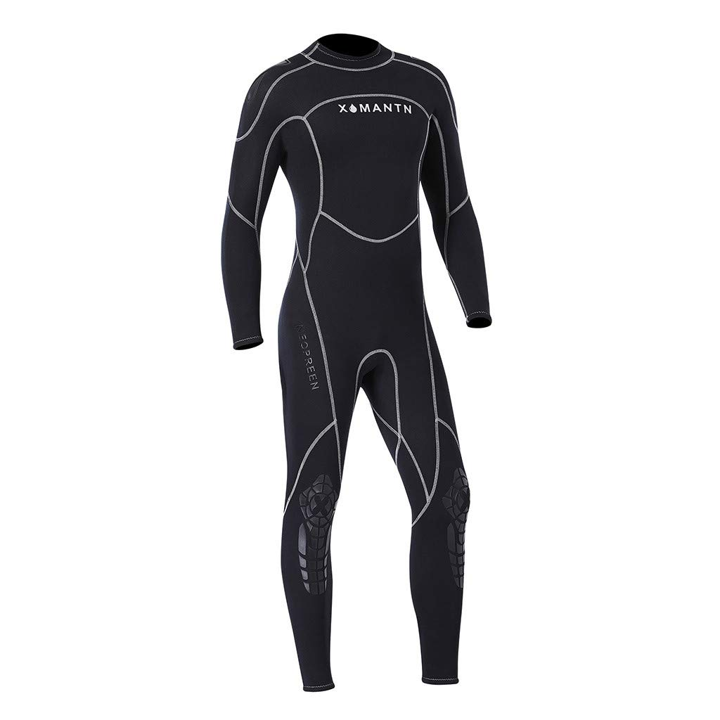 Yliquor Men's Keep Warm Sunscreen Swimming,Surfing and Snorkeling Diving Coverall SuitQuick Dry Classic Fashion Breathable Elastic Comfy Training by Yliquor (Image #9)