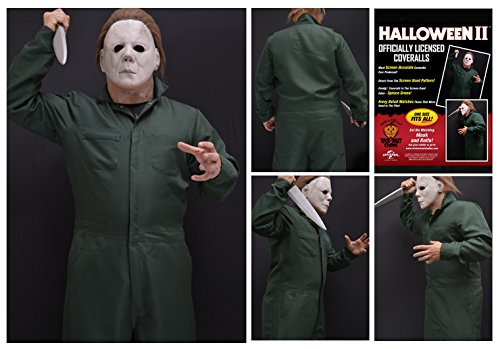 Halloween Ii Deluxe Coverall (Halloween II - Deluxe)