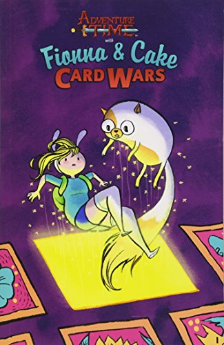 Adventure Time  Fionna   Cake Card Wars