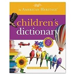 Houghton Mifflin American Heritage Children\'s Dictionary