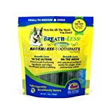 ARK Naturals PRODUCTS for PETS 326070 12-Ounce Breath-Less Chewable Brushless Toothpaste, Small/Medium