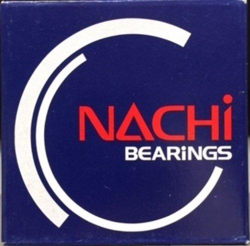 NACHI 5209 DOUBLE ROW ANGULAR CONTACT BALL BEARINGS 45mm ID, 85mm OD, 30.2mm Width