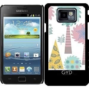 Funda para Samsung Galaxy S2 (GT-I9100) - Modelo De Los árboles by Luizavictorya72