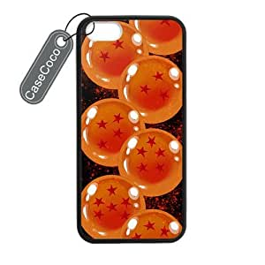 phone covers diy case Dragonball Z iPhone 5c Case- Protective Hard Back / Black Rubber Sides Case for iPhone 5c