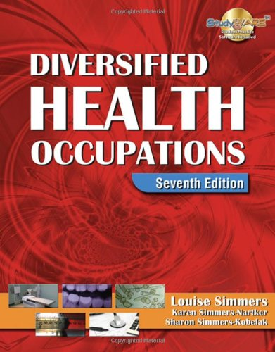 Diversified Health Occupations  7Th Edition