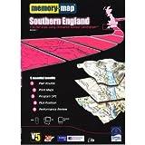 Memory-Map South West England OS 1:50, 000 - Region 1