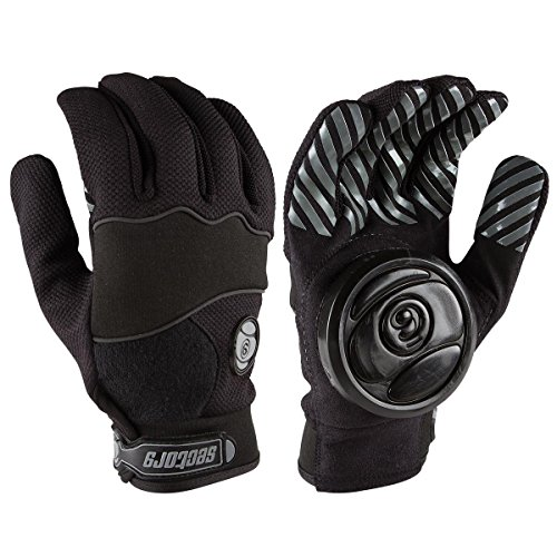 - Sector 9 Adult Apex Skateboard Gloves Medium/Large Stealth