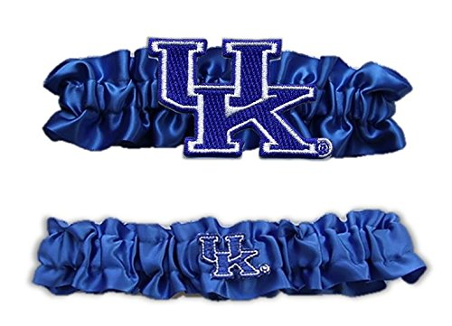 Kentucky Satin Garter Set