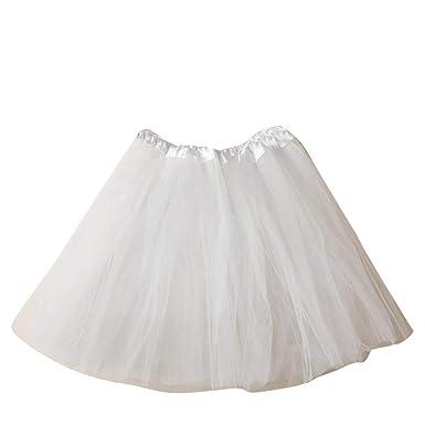 Tutu Mini Falda De Vestido Mujer De Baile En Falda Especial Estilo ...