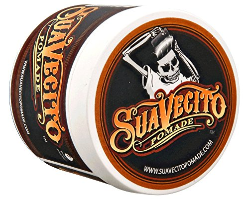 (Suavecito Pomade Original Hold - 4 oz)
