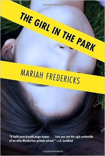 Lataa pdf-tiedostoja ilmaiseksi The Girl in the Park by Mariah Fredericks in Finnish PDF RTF DJVU