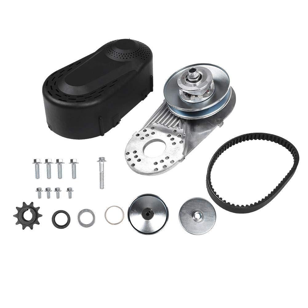 Jeremywell Torque Converter Go Kart Clutch kit 30 Series 3//4 inch 12T #35 Chain