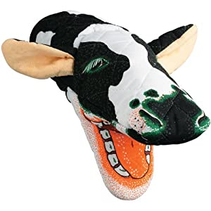Boston Warehouse Novelty Light Duty Oven Mitt, Holstein Cow from Boston Warehouse