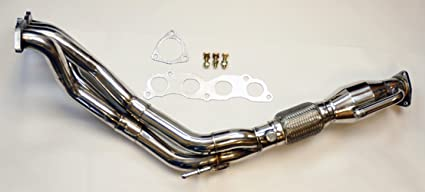 Amazoncom Acura RSX Type S K Long Tube Stainless Race - Acura rsx type s headers