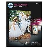 HP Premium Plus Photo Paper, Soft Gloss, A,…