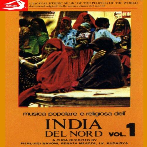Musica Popolare E Religiosa Dell India Del Nord Vol 1