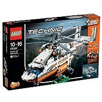Lego Technic 42052 - Schwerlasthubschrauber, Bau- und Konstruktionsspielzeug