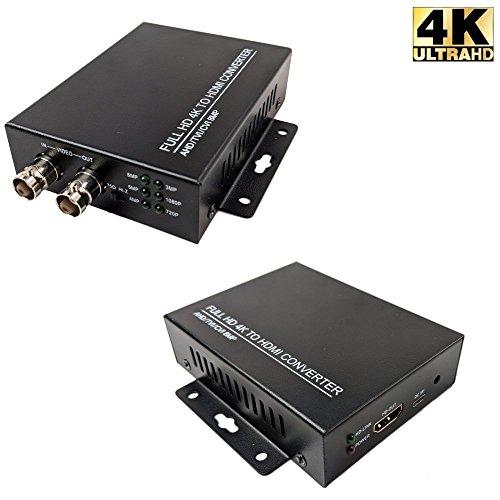 CCTV Camera Pros HDCV-3-T BNC to HDMI Converter   HD Loop Output   AHD HDCVI HD-TVI to HDMI   - Converter Hdv