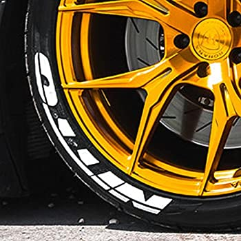 Amazon Com Tire Stickers Ford Performance Tire Lettering