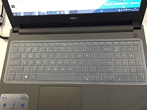 Silicone Keyboard Protector Inspiron 17 5748
