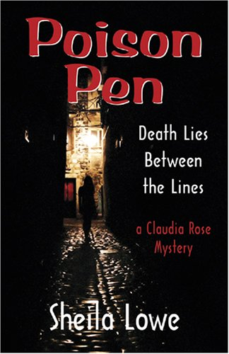 Poison Pen (A Claudia Rose Mystery)