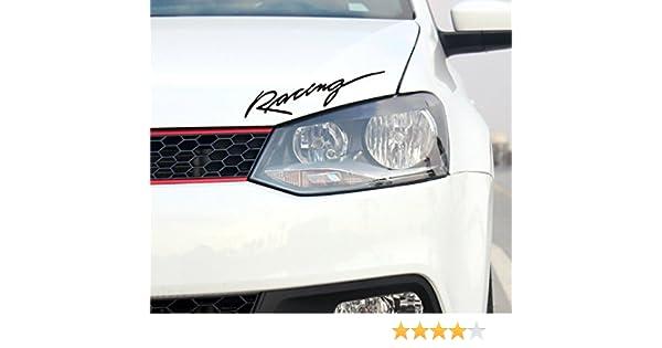 Eximtrade Auto Coche Pegatina para Volkswagen Golf Polo Toyota ...