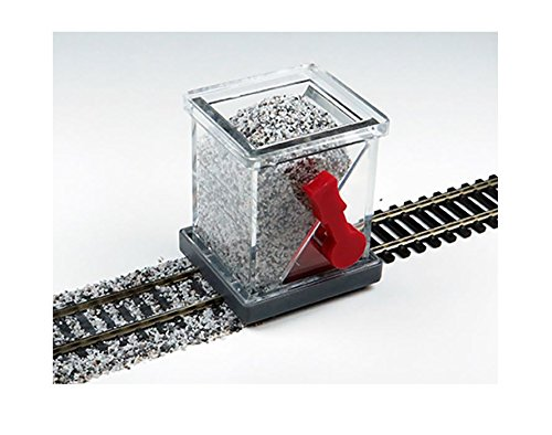 Bachmann Trains HO SCALE BALLAST SPREADER with SHUTOFF - HO Scale (Ho Train Buildings)