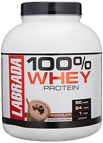 Labrada Leanpro 100% Whey Protein, Chocolate, 4.13 Pound Review