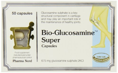 Pharma Nord Bio Glucosamine Super 675mg - Capsules by Pharma Nord