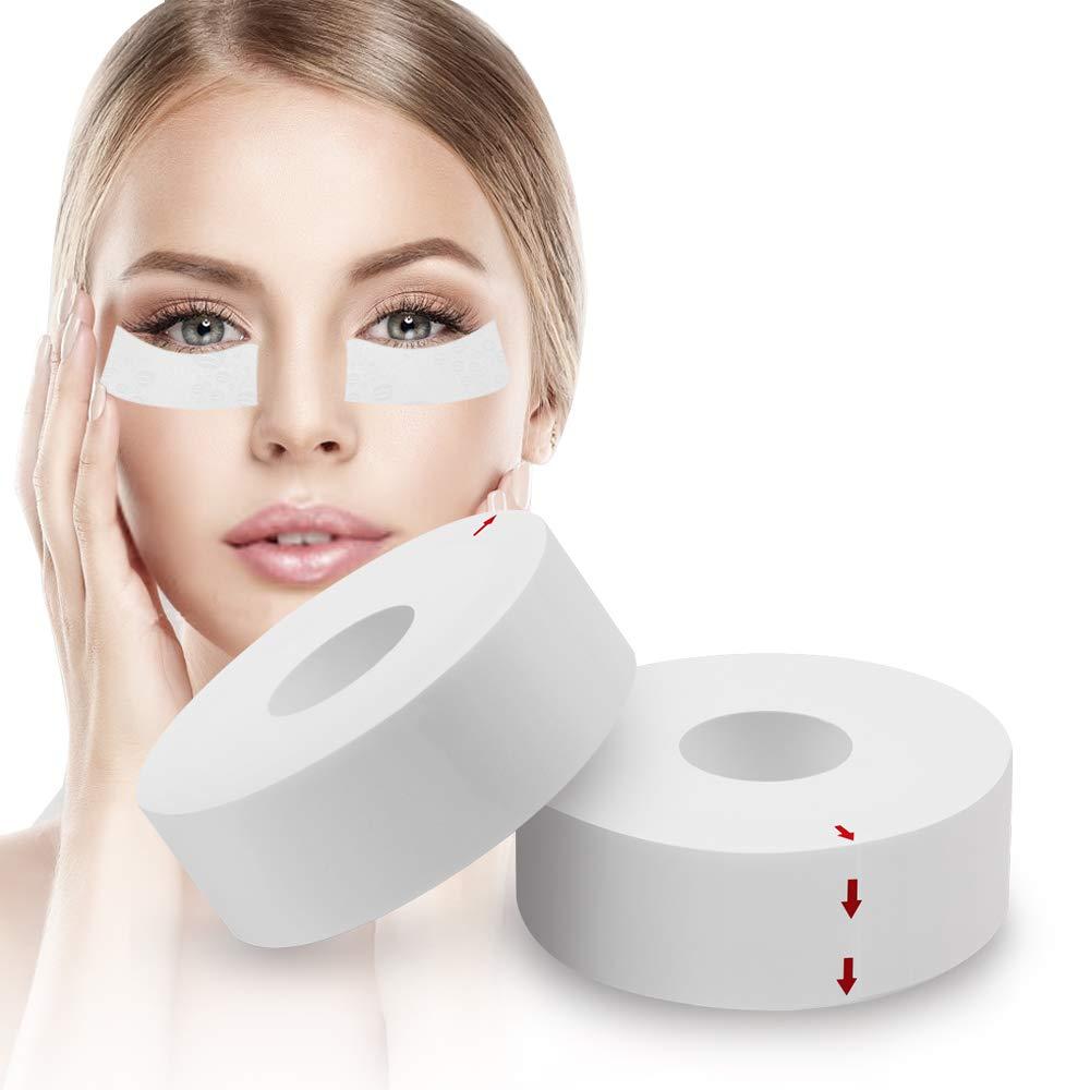 "Akissos 1"" X 5M Waterproof Medical Elastic Foam Tape - Hypoallergenic No Latex - 2 Pack"