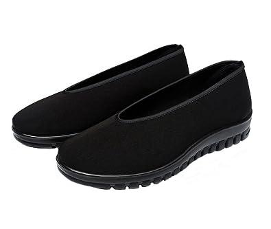 ac6ac825c975b Nanxson(TM) Chaussures Chaussons Tai Chi Chuan Taiji Kung Fu Wushu TJX0001   Amazon.fr  Chaussures et Sacs