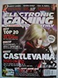 Electronic Gaming July 2003 / Castlevania