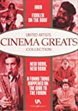 UA United Artists Cinema Greats LIMITED EDITION Collection (Hair / Fiddler on the Roof / New York, New York / A Funny Thing Happened on the Way to the Forum) 4 DVD Gift Set