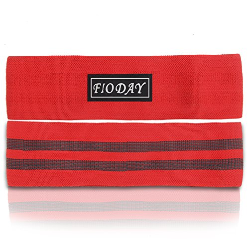 ICOSY Resistance Loop Bands Fitness Exercise Bands Elastic B