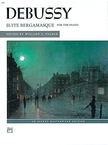 Suite Bergamasque (Alfred Masterwork - Debussy Bergamasque Suite