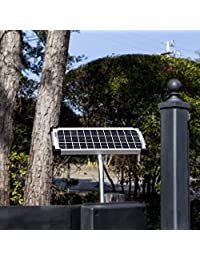 10 W kit de panel solar (fm123) para Mighty Mule automático puerta Abridor