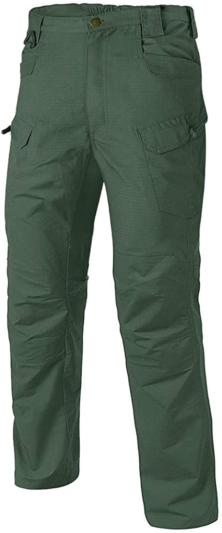 Wisdom Leaves Men's Tactical Pants Waterproof Work Cargo Pants for Hiking Camping UTP Urban Tactical Pants