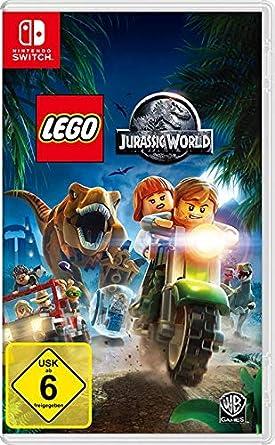 LEGO Jurassic World - Nintendo Switch [Importación alemana]: Amazon.es: Videojuegos