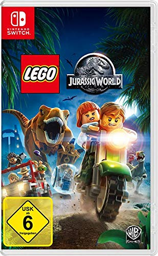 LEGO Jurassic World – [Nintendo Switch]