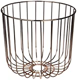Torre & Tagus 910628B Symmetry Fruit Bowl, Rose Gold, Tall