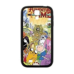 Happy Aadventure time Case Cover For samsung galaxy S4 Case