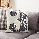 Best Thumbprintz Pillows - Thumbprintz Vintage Numbers III Indoor/Outdoor Throw Pillow Medium Review
