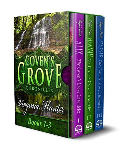 The Coven's Grove Chronicles: Omnibus 1-3 cover