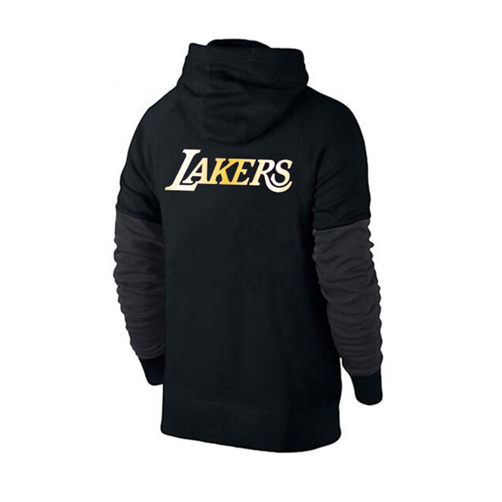 #23#3 Lakers League Basketball Hoodie Jersey Pullover Men Women Buttons Sports Loose Breathable Training Sweatshirt Sweater Size S-XXXLBest Gift