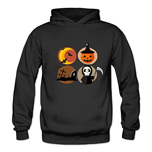 Mcczox halloween 2016 fashion Women's Hoodie Sweatshirt -
