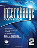 img - for Interchange Level 2 Full Contact with Self-study DVD-ROM (Interchange Fourth Edition) book / textbook / text book